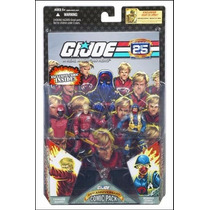 Hasbro Gi Joe 25 Aniversario Comic Pack, Cobra Trooper Cobra