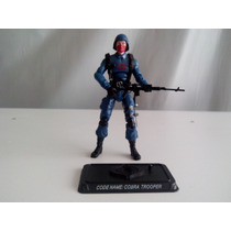 Cobra Trooper Infantry Gi Joe Completo
