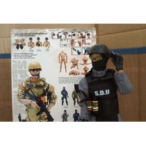 Figura Militar Sdu D 12 Pulgadas 1/6 X Compra Lee Anuncio