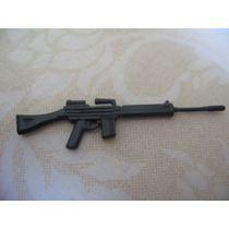 Gijoe 1984 Ripcord V1 Dark Gray Rifle