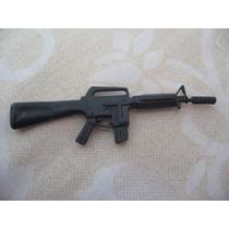 Gijoe 2003 Cross Hair V1 Black Rifle