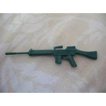 Gijoe 1984 Ripcord V1 Green Rifle