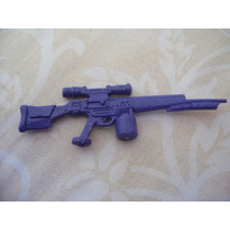 Gijoe 1994 Metal-head V2 Purple Rifle