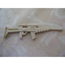 Gijoe 1986 Accessory Pack Cream High Density Laser Rifle