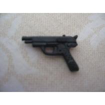 Gijoe 1998 Cobra Officer V2 & Troopers Black Pistol