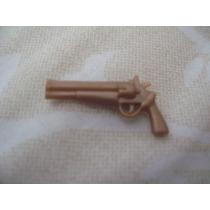 Gijoe 2003 Dr Mindbender Brown Revolver