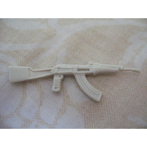 Gijoe 1986 Accesory Pack Cream Attack Rifle