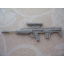 Gijoe 1994 Payload Star Brigade V4 V5 Gray Rifle