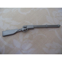 Gijoe Silver Rifle