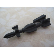 Gijoe Black Missile For 1990 Avalanche Vehicle