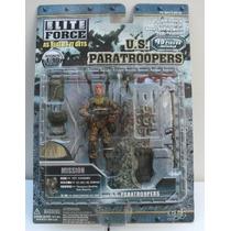 Elite Force Us Paratrooper 1/18 Sgt Mahoney Us 101st Bbi Mdn