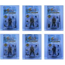 Colección Complet Fuerzas Especiales 1/18 Ultimate Soldier