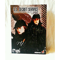 Hot Toys Female Ert Secret Service