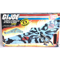 Gi Joe Cobra Viper Glider 1983 Extremadamente Raro Vv4