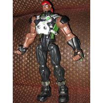 Gi Joe Sigma Heavy Duty Cobra Halo Soldado Ejercito Militar