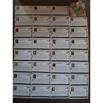 File Cards De Gi Joe Lote 1