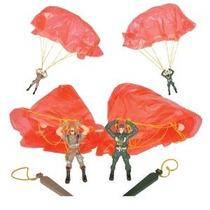 3,5 Pulgadas Soldado Paracaidista (paquete De 12)