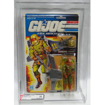 Gi Joe Cobra 1990 General Hawk V3 Serie 9 Afa 80 22 Back Op4