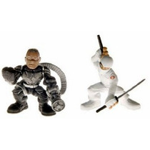 Combat Heroes Heavy Duty Stormsha The Rise Of Cobra G.i. Joe