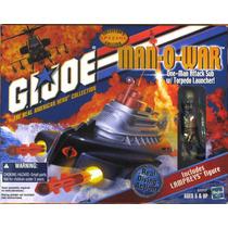 Gi Joe Cobra Man O War Nuevo 2000 Arah Lamprey Submarino Op4