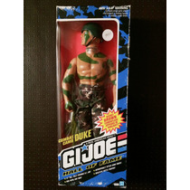 Gi Joe 12 Combat Camo Soldier 1993 Duke Misb Moc Sellado Hm4