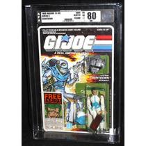 Gi Joe Cobra Serie 8 1989 Countdown Astronaut Afa 80 Moc Op4