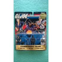 Gi Joe 1998 Cobra Command Team 3 Pack Destro Barones