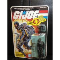 Gi Joe Cobra 1984 Firefly 32 Back Moc Carded Peach File Rm4