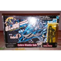 Submarino Cobra Mantis