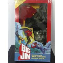 Traje Para Big Jim =kid Acero Mattel Mission Pack Especial