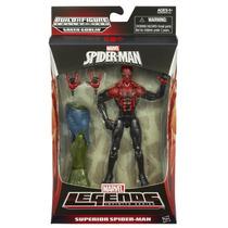 Marvel Legends Infinito Serie 6 Spider-man