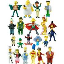 The Simpsons 20 Aniversario Figura Colección Temporadas 01/2