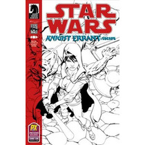 Sdcc 2012 Exclusivo Star Wars Caballero Errante Comic