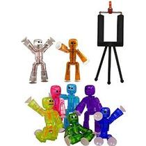 Stikbot Stikbot Complete Juego De 6 Figuras Y Arranque 3