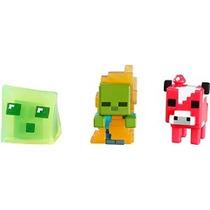 Minecraft Coleccionables Figuras Set I (paquete De 3) Serie