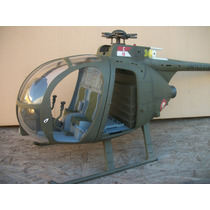 Tm.ultimate Soldier 1/6 Oh-6 Little Bird Helicopter