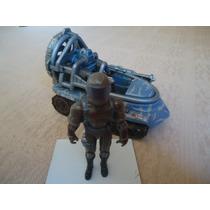 Gijoe 2003 Cobra Tread Fire Vehicle W Sounds W Coil Figure
