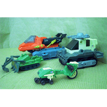 Lee Anunc X Gi Joe Lote Dominator Tractor Lcv Bomb Disponsal