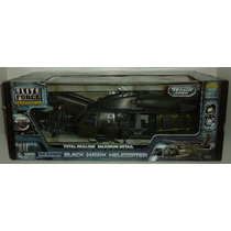 Helicóptero Bbi Elite Force - Black Hawk Esc 1/18 Gi Joe