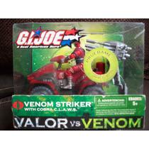 Venom Striker With Cobra C.l.a.w.s.