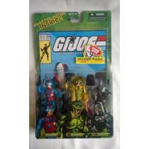 Gijoe Cobra Three-pack Comic #49