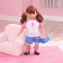 Muñeca Selena Futbolista