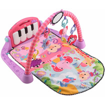 Gimnasio Para Niña Fisher Price Piano Musical 4 En 1