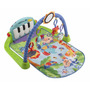 Fisher Price, Gimnasio Con Piano Musical Removible 4 En 1