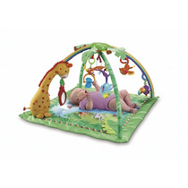 Fisher Price_ Gimnacio Para Bebes (modelo:rainforest)_ Hm4