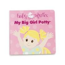 Manhattan Toy Bebé Stella Mi Big Girl Junta Potty Libro Acce