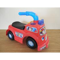 Carrito Montable Caminadora Luz Sonido Fisher Price E604