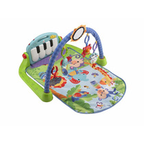 Gimnasio Gym Piano Actividades Bebe Fisher Price Kick & Play
