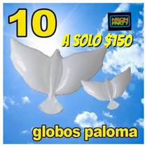 Paquete Globos De Paloma