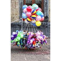 50 Balones O Pelota Para Globo Latex D No.12 Mayoreo Y Menud
